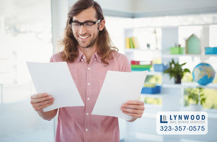 lynwood bail bonds what documentation is required