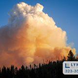 California wildfire season