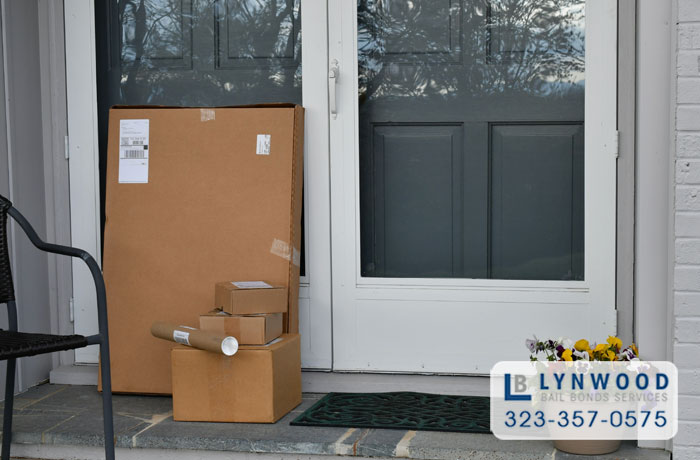 Package theft